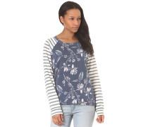 Hang Man - Sweatshirt für Damen - Blau