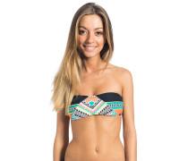 Sun Warrior Bandeau - Bikini Oberteil für Damen - Mehrfarbig