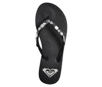 Bermuda Shells - Sandalen für Damen - Schwarz