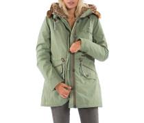 Warm Daze - Funktionsjacke für Damen - Grün