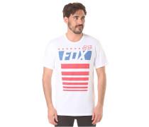 Red White And True - T-Shirt für Herren - Weiß
