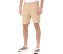 Friday Night - Chino Shorts für Herren - Beige