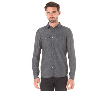City Fella - Hemd für Herren - Grau