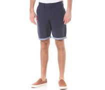 Excerpt Cuff - Chino Shorts für Herren - Blau
