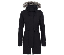 Zaneck - Mantel für Damen - Schwarz
