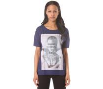 T-Shirt - T-Shirt für Damen - Blau