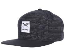La Banda Snapback Cap - Schwarz