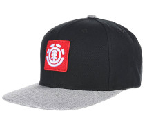 United A - Snapback Cap für Herren - Schwarz