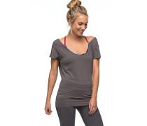 Ch Wa - T-Shirt für Damen - Grau