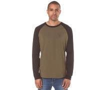 Pen BSC BB - Langarmshirt für Herren - Grün