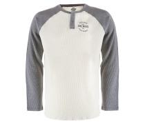 Gridley - Langarmshirt für Herren - Grau