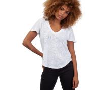 Burnaround - T-Shirt - Weiß