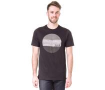 Circular - T-Shirt - Schwarz