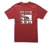 Sancho 01-28-16 - T-Shirt für Herren - Rot