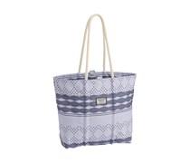 Tote Medium - Handtasche für Damen - Blau
