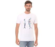 Pangea See Vexta - T-Shirt - Weiß