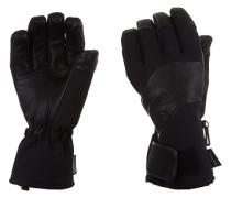 Premium - Snowboard Handschuhe für Herren - Schwarz
