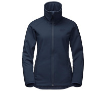 Rock Valley - Outdoorjacke für Damen - Blau