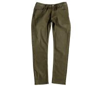 Straight Colour - Jeans für Herren - Grün