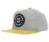 Oath III Cap - Grau