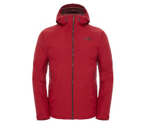 Fuseform Montro Insulated - Funktionsjacke für Herren - Rot