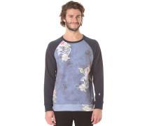 NYdiver Crew - Sweatshirt für Herren - Blau