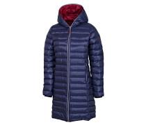 Cathrine - Mantel für Damen - Blau