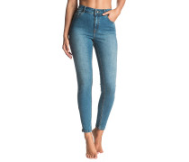Night Spirit Med - Jeans für Damen - Blau
