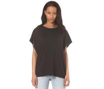 Geo Mesh - T-Shirt für Damen - Schwarz