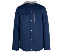 Reading Flannel - Hemd für Herren - Blau