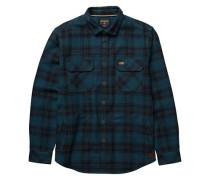 Shack L/S - Hemd für Herren - Blau