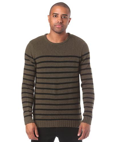 Edmonder Striped - Strickpullover