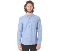 Plank L/S - Hemd für Herren - Blau