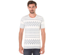 Tatipu - T-Shirt für Herren - Blau