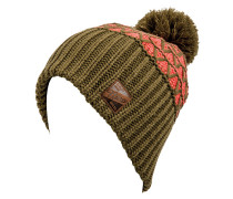 Turbo Pom - Mütze für Damen - Braun