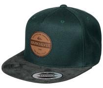 Pier Pressure - Snapback Cap für Herren - Grün