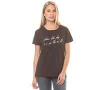 Shine Like Day - T-Shirt für Damen - Schwarz