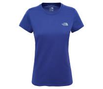Reaxion Amp Crew - T-Shirt für Damen - Blau