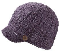 Audrey - Mütze für Damen - Lila