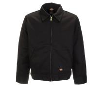 Lined Eisenhower - Jacke für Herren - Schwarz