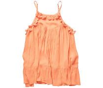 No Hassel - Kleid für Mädchen - Orange