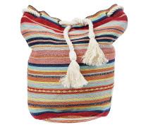 Bonfire Beachin - Rucksack für Damen - Mehrfarbig