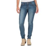 Super Stoned Skinny - Jeans für Damen - Blau