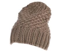 Kate - Mütze für Damen - Braun