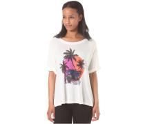 Noa Noa - T-Shirt für Damen - Weiß