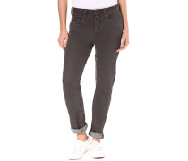 New Arc 3D BTN Low Boyfriend Slander Superstretch OD - Hose für Damen - Schwarz