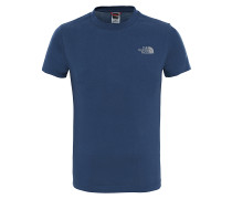 Simple Dome - T-Shirt für Jungs - Blau