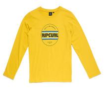 Biggy - Langarmshirt für Jungs - Gelb