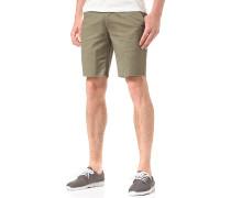 Toil II - Chino Shorts für Herren - Grün