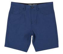 Outsider Submersible - Shorts - Blau
